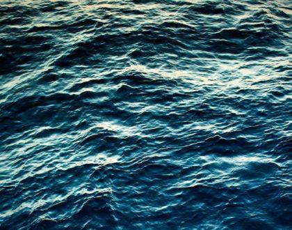 Composição da Água do Mar