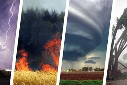 NOVO ALERTA DA ONU, AFIRMA QUE OS FENÔMENOS CLIMÁTICOS  PROSSEGUIRÃO EXTREMOS EM 2017NOVO ALERTA DA ONU, AFIRMA QUE OS FENÔMENOS CLIMÁTICOS  PROSSEGUIRÃO EXTREMOS EM 2017