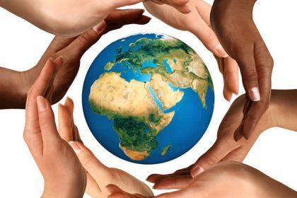 Dia 22 de abril - Dia Mundial da Terra             A hora de agir é agora