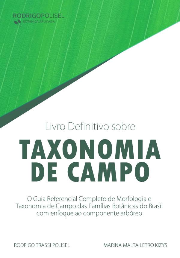 Livro Taxonomia de Campo
