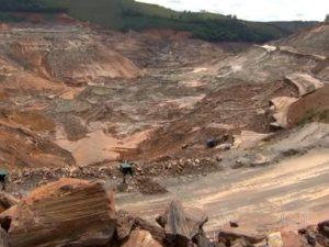 Desastre mar de lama