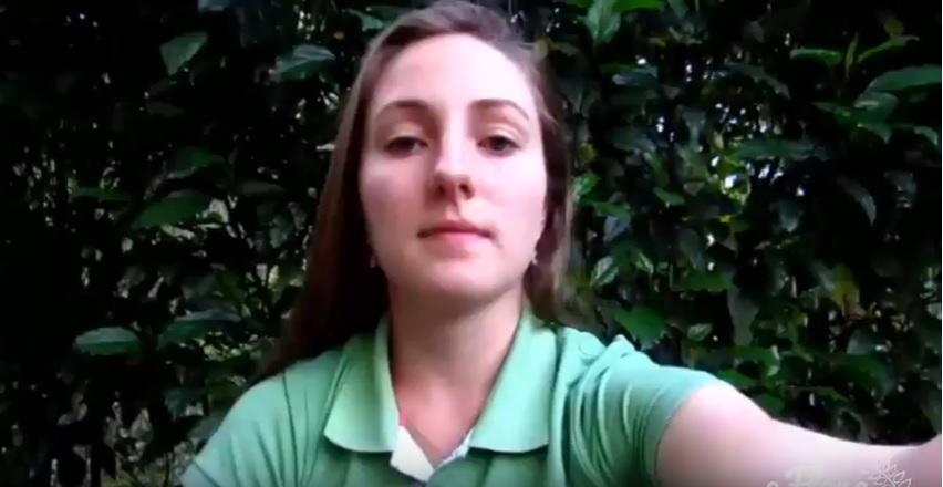 Angélica Petterman - Bióloga e Consultora Ambiental