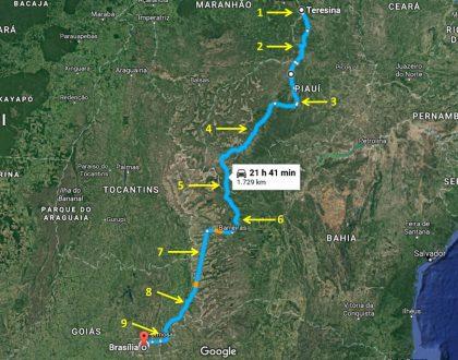 Cerrado da região Nordeste do Brasil