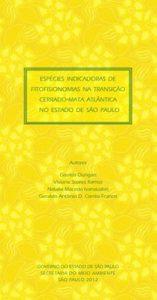 Manual de Classificação das espécies na transição Cerrado e Mata Atlântica do Estado de São Paulo
