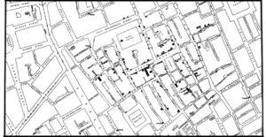 primeiro uso do sistema de informaçao geográfica